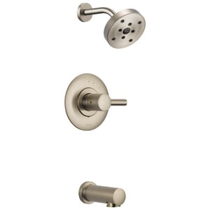 Brizo Odin® Single Lever Handle Pressure Balancing Tub and Shower Valve Trim (Trim Only) DT60P420
