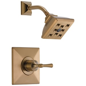 Delta Faucet Vesi® Pressure Balance Shower Trim with Single Lever Handle DT60P240