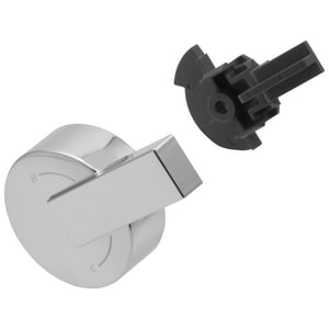 Delta Faucet Metal Lever Handle with Temperature Knob and Cover DRP62956