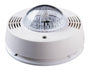 BRK Electronics Smart Strobe Smart Strobe Light in White BSL177