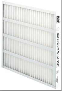 American Air Filter PerfectPleat® 16 x 16 x 2 in. Extended Surface Pleated Air Filter A172112448