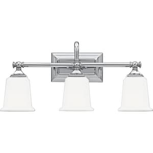 Quoizel Nicholas 3-Light Bath Light QNL8603