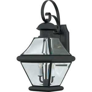 Quoizel Rutledge 60 W 2-Light Candelabra QRJ8409