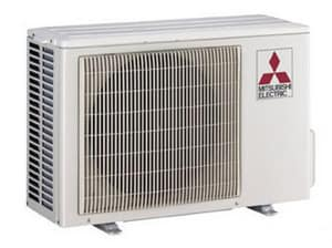 Mitsubishi Electronics USA 15 SEER Outdoor Ducted Heat Pump MSUZKANA