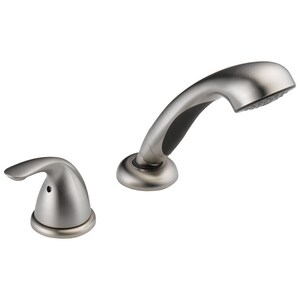 Delta Faucet Classic® 2 gpm Roman Tub Hand Shower with Transfer Valve DRP14979