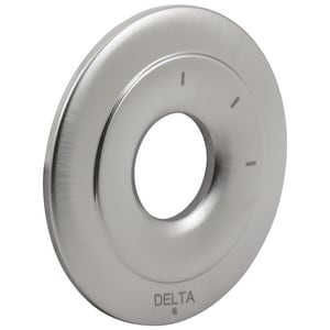 Delta Faucet 3 - Setting Diverter Escutcheon DRP51924