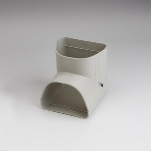 Rectorseal Inside Vertical 90 Degree Elbow in Ivory REC84122