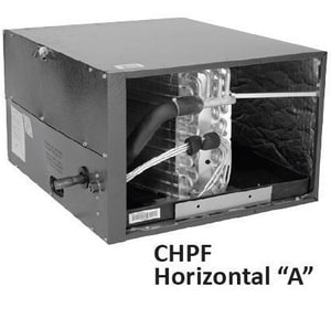 Goodman CHPF Series 26 in. Horizontal Cased Coil for Split-System Air Conditioner GCHPF37C6