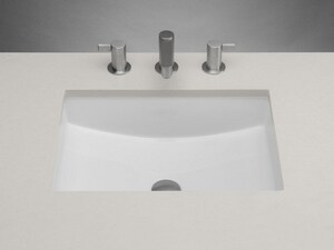 Ronbow 19-1/2 x 14-9/16 in. Ceramic Bowl Lavatory Sink R200520