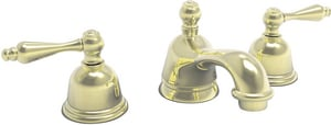 Newport Brass Annabella 1.2 gpm 3-Hole Widespread Lavatory Faucet with Double Lever Handle N800