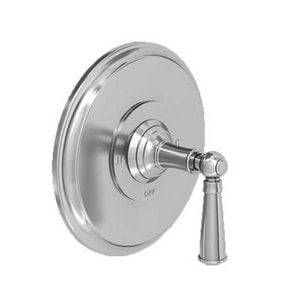 Newport Brass Aylesbury Pressure Balancing Shower Trim Plate with Single Lever Handle N4-2414BP
