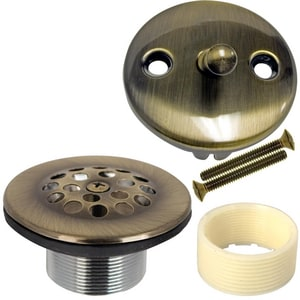 Monogram Brass Trip Lever Drain Kit MB139501