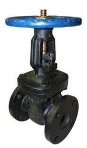 FNW Figure 651A Cast Iron Flanged Gate Valve FNW651A