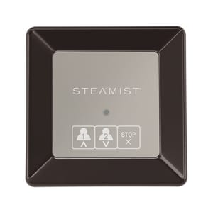 Steamist Total Sense™ Auxiliary Wall Control in Oil Rubbed Bronze STEA220ORB