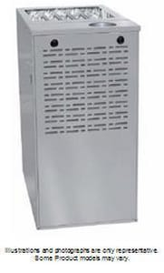 International Comfort Products ConstantComfort™ 1400 cfm 2-Stage Nox Gas Furnace IG8MTL1714A