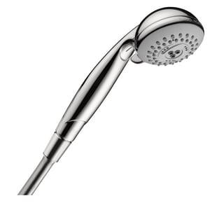 Hansgrohe Croma E 2 gpm 3-Jet Hand Shower Set H04336