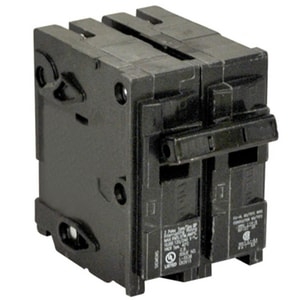 Motors & Armatures 2-Pole Plug-In Circuit Breaker MAR832