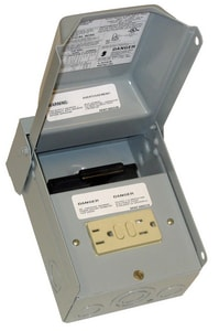 Motors & Armatures 60A Pullout Disconnect and Receptacle MAR83308