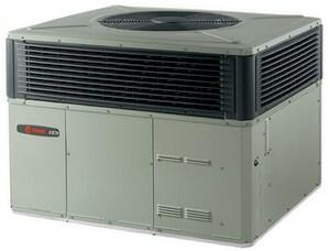 Trane 16 SEER Convertible Packaged Heat Pump T4WCZ60A1000B