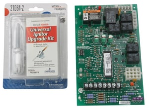 White Rodgers 2-Stage Hot Surface Ignitor Control Repair Kit W21M51U843