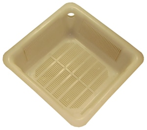 PROFLO® Floor Sink Basket Biscuit PF906B