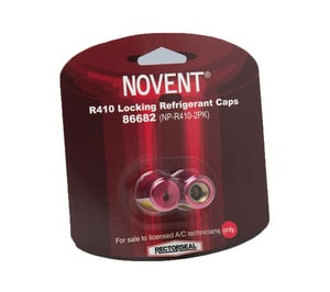 Novent® 1/4 in. Threaded Cap REC86682