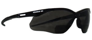 Jackson Safety Nemesis-RX™ Black Frame Safety Glasses J22518