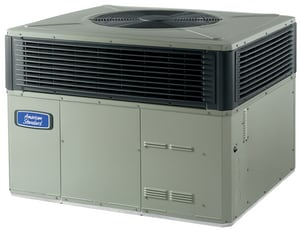 American Standard HVAC 4DCZ6 4T 16 SEER Diamond Finish Packaged Heat Pump A4DCZ6048A1096B
