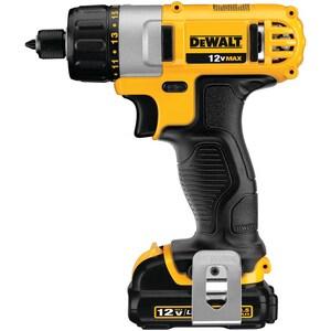 DEWALT 1/4 in. Cordless Screwdriver Kit DDCF610S2