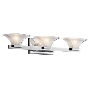 Kichler Lighting Tulare™ 28 in. 60W 3-Light Candelabra Bracket KK45038