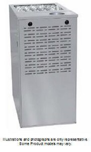 International Comfort Products ConstantComfort™ 1600 cfm Extreme Curb Mounting Nox Gas Furnace IG8MXL16A