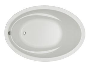 Mirabelle® Galatia 60 x 42 in. Undermount Whirlpools with Reversible Drain MIRGAT6042V