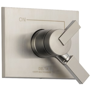 Delta Faucet Vero™ Pressure Balance Tub and Shower Valve Trim Only DT17053