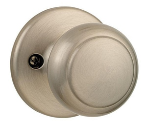 Kwikset Cove® Metal Dummy Knob K488CV