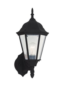 Seagull Lighting Bakersville 7-4/5 in. 100 W 1-Light Medium Lantern S88941