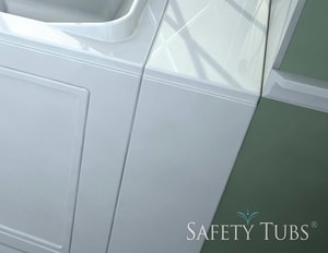 Safety Tubs Acrylic Extension Kit SSTEXTKIT