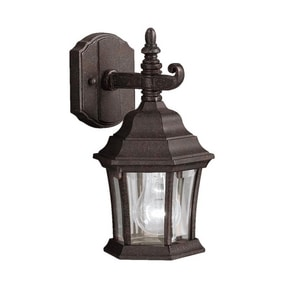 Kichler Lighting Townhouse 6-1/2 in. 100W 1-Light Medium Lantern KK9788