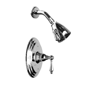 Newport Brass 2 gpm Pressure Balance Shower Trim with Single Lever Handle N3-7004