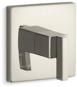 Kohler Loure® 3-3/4 in. Volume Control Trim KT14674-4