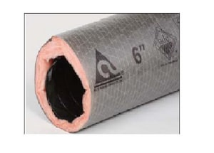 Atco Rubber Products 50 ft. Flexible Air Duct in Grey A17005006
