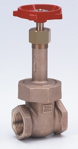 Milwaukee Valve 125# Bronze Threaded Rising Stem Union Bonnet Gate Valve M1152