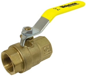 Webstone Company 4170 Series IPS Brass Full Port Ball Valve with Lever Handle W4170