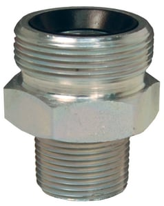 Dixon Valve & Coupling 2 in. Male Plated Steel Spud DGM28C