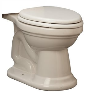 Mirabelle® Boca Raton® 1.28 gpf Elongated Bowl Toilet MIRBR240A