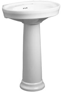 Mirabelle® Boca Raton® Vitreous China Pedestal MIRBR350A