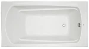 Mirabelle® Bradenton 60 x 32 in. Acrylic Drop-In Air Bath MIRBDA6032