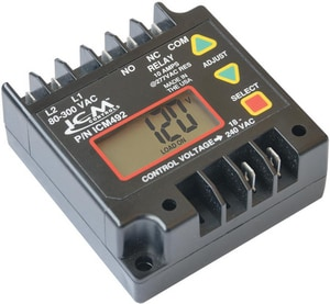 International Controls & Measure Single Phase Digital Line Motor IICM492C
