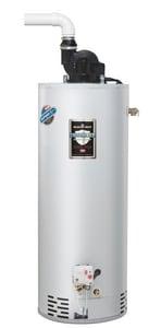 Bradford White Defender Safety System® 40 gal. 40000 BTU High Efficiency Power Vent LP Gas Water Heater with Burner BM4TWT6FSX
