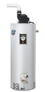 Bradford White Defender Safety System® 40 gal. 40000 BTU High Efficiency Power Vent Natural Gas Water Heater BM4TW40T6FBN