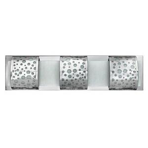 Fredrick Ramond Mira-Fizz 60 W G9 3-Bulb Bracket FFR55453PCM